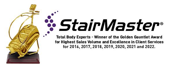 stairmaster,steppers,stepmills-dealer logo