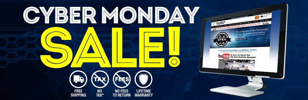 Cyber Monday Sale!