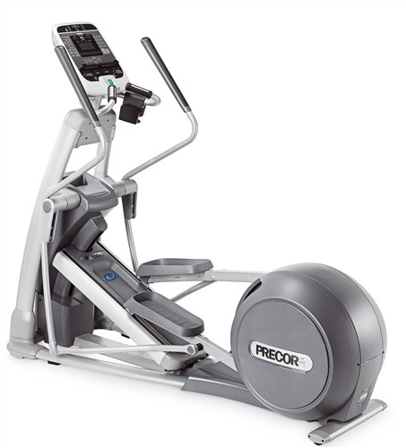 Precor EFX 576i Elliptical Experience