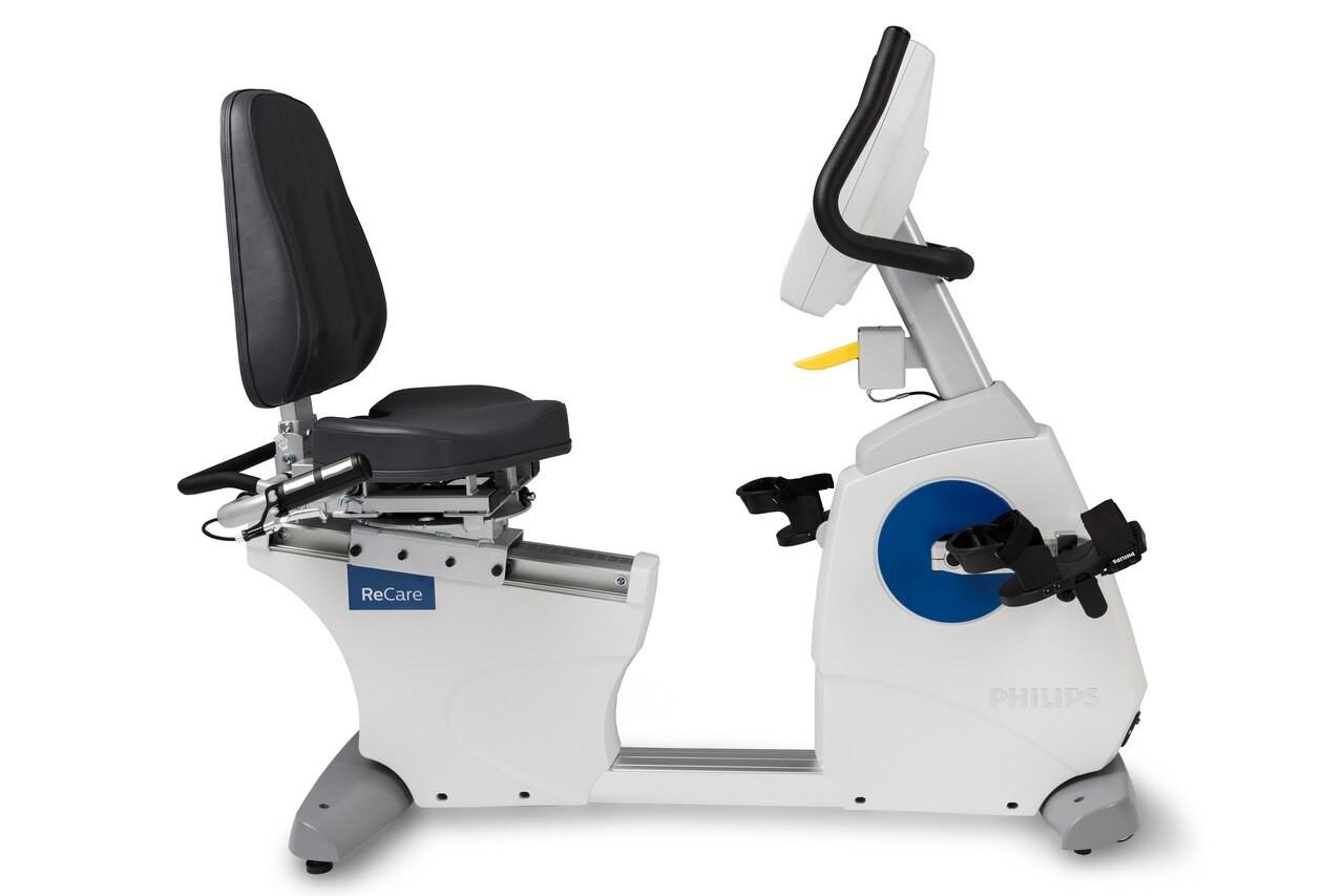 Philips ReCare Recumbent Bike 7.0R - by Spirit Fitness - New 2021
