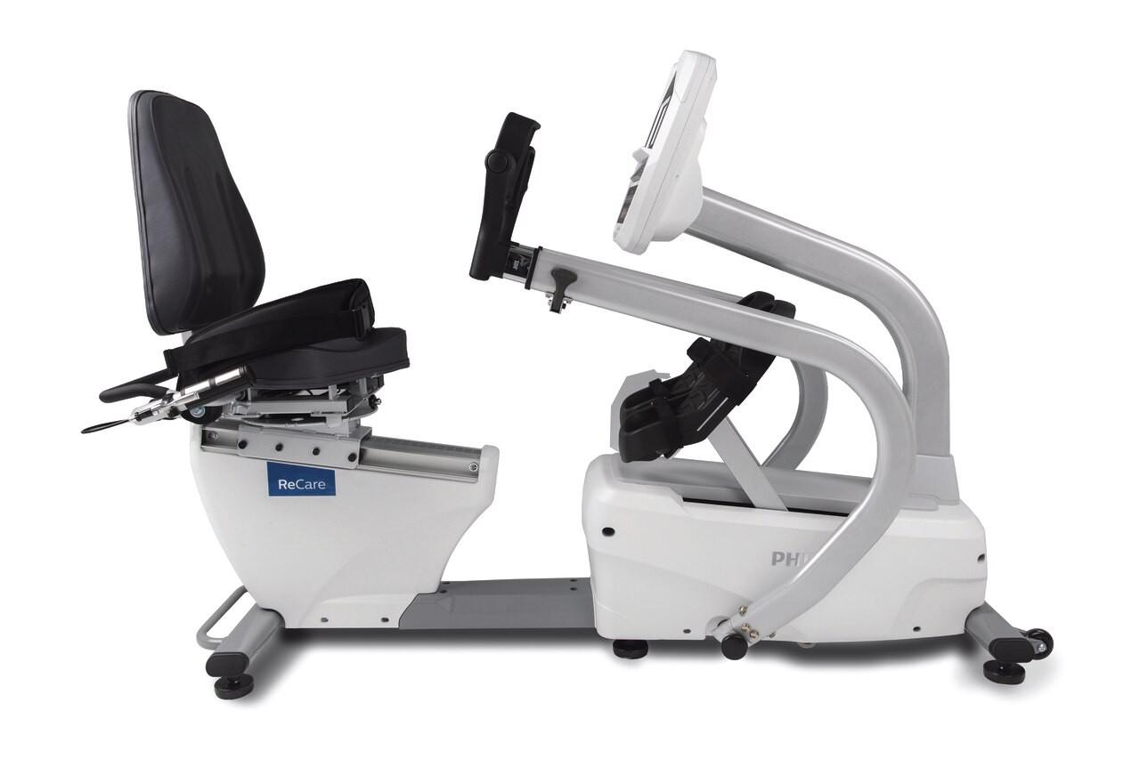 Philips ReCare Recumbent Stepper 7.0 S - by Spirit Fitness - New 2021