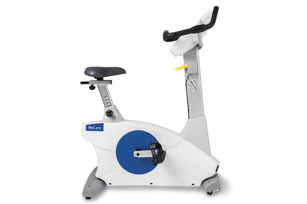 Philips ReCare Upright Bike 7.0 U - by Spirit Fitness - New 2021