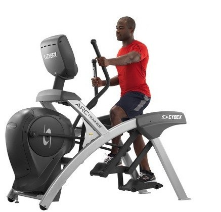Cybex 625AT Total Body Arc Trainer - Premium Certified Pre-Owned
