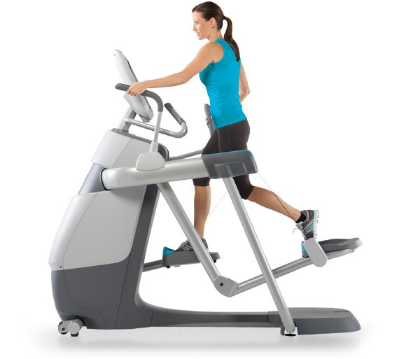 Precor AMT 885 with Open Stride