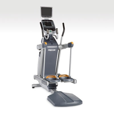 Precor AMT100i elliptical with Cardio Vision - Premium Certified Pre-Owned