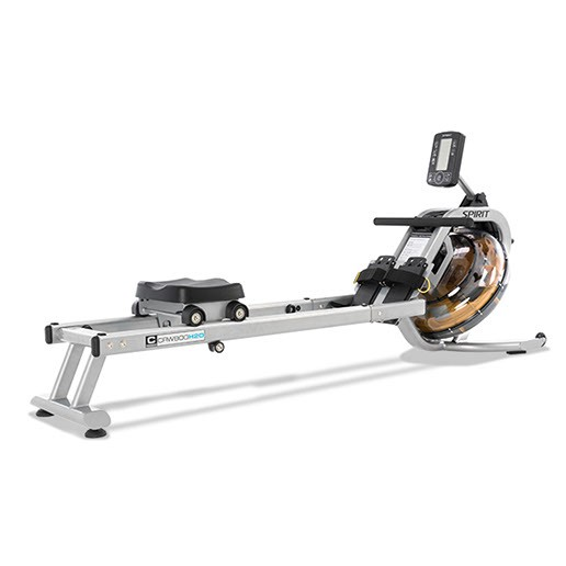 Spirit Fitness CRW800H2O Rower