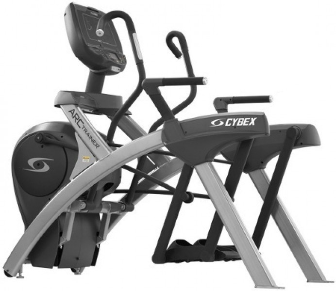 Cybex 770AT Arc Trainer with E3 Entertainment Monitor