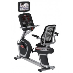 Star Trac E-RBi Recumbent Bike with PVS Kit & MFi - New