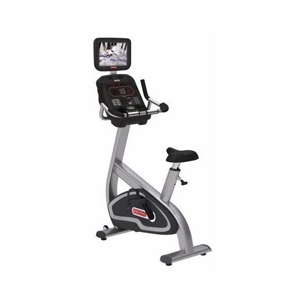 Star Trac E-UBi Upright Bike - New