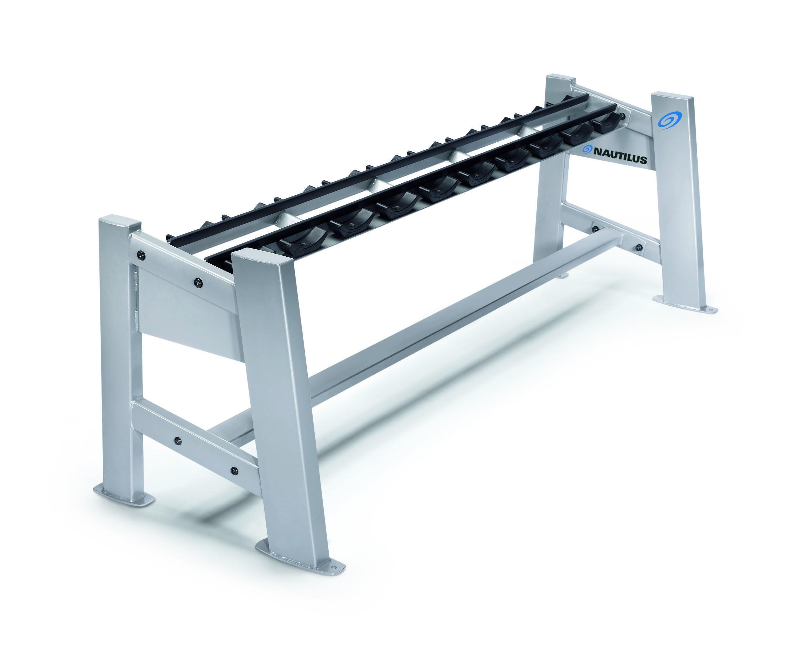 Nautilus® One-Tier Dumbbell Rack - New