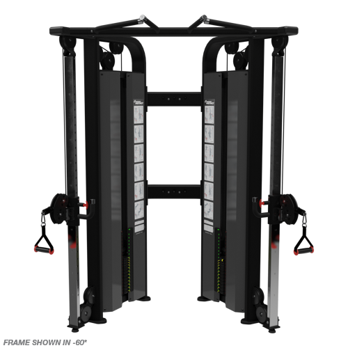 Nautilus Instinct® Dual Adjustable Pulley