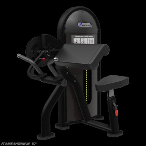 Nautilus Instinct® Dual Biceps Curl/Triceps Extension