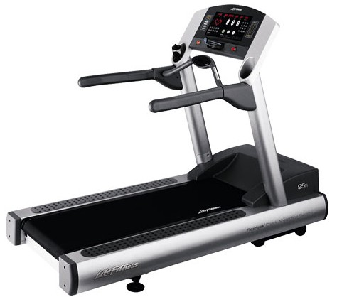 Life Fitness 95Ti Treadmill - Certified Pre-Owned