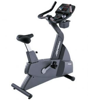 Life Fitness 9500 Upright Bike NextGen