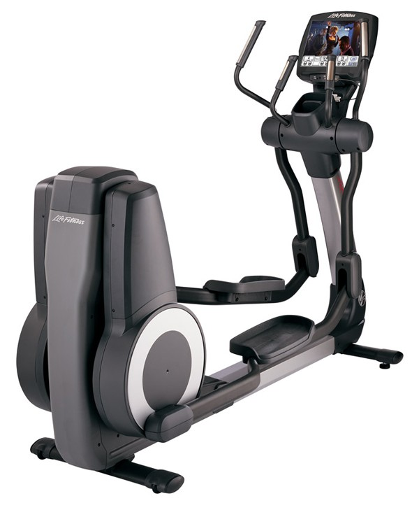 Life Fitness Elevation Series 95X Engage Elliptical - Premium Certified Pre-Owned