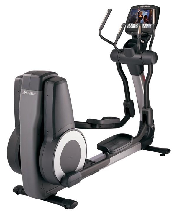 Life Fitness Elevation Series 95X Engage Elliptical