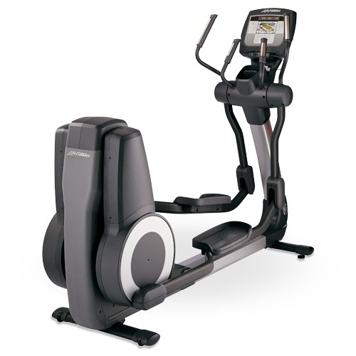 Life Fitness Elevation Series 95X Inspire Elliptical - Premium Certified Pre-Owned