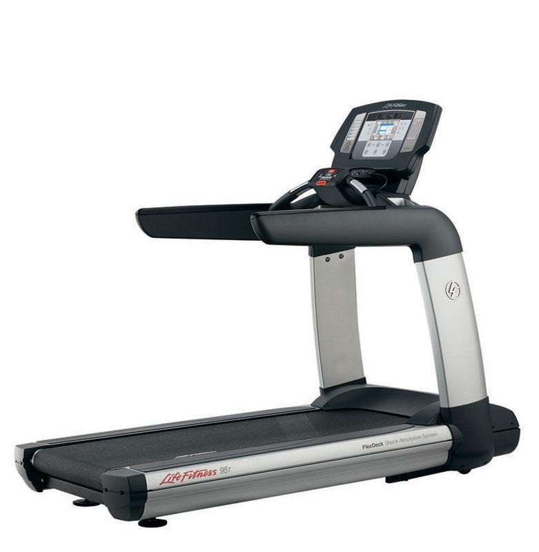 Life Fitness 95T Inspire™ Tread - Certified Pre-Owned