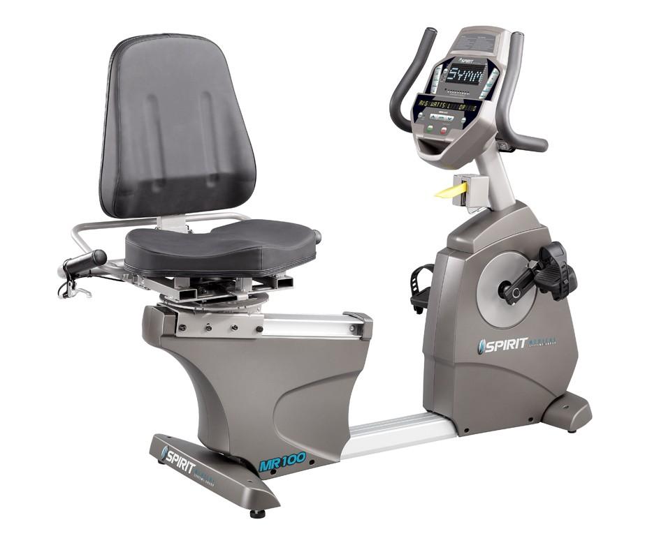 Spirit Fitness MR100 Recumbent Lower Body Ergometer