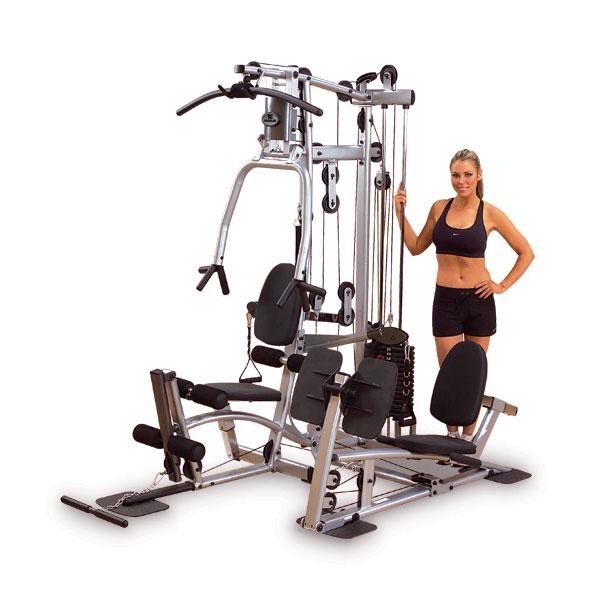 Body Solid P2X Home Gym - New