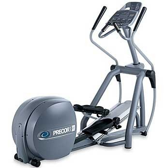 Precor EFX 556i Elliptical Cordless - Premium Certified Pre-Owned