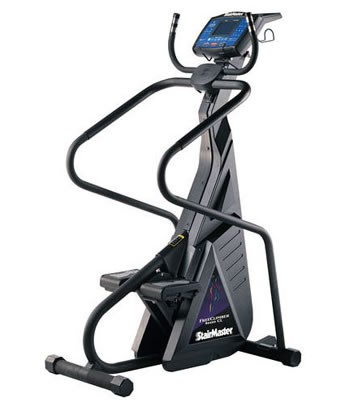 StairMaster 4600CL (Cordless) FreeClimber Stepper - Blue Console