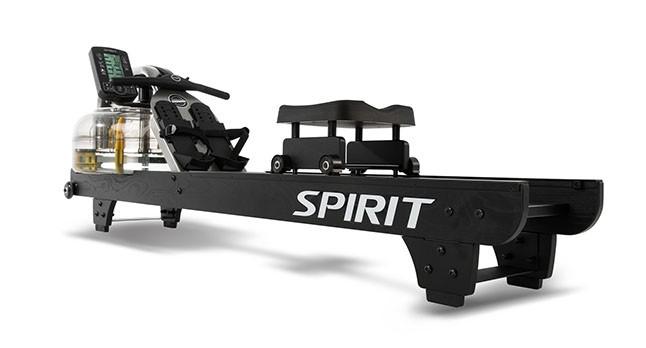 Spirit Fitness CRW900 Water Rowing Machine