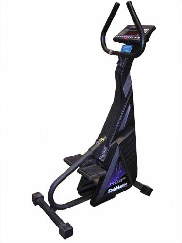 StairMaster 4400PT FreeClimber Stepper Premium Certified Pre-Owned - Black Console