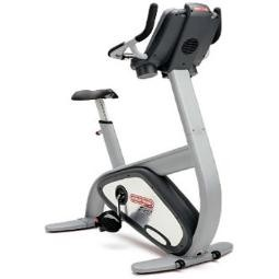 Star Trac Pro Upright Bike 6330HR - Premium Certified Pre-Owned