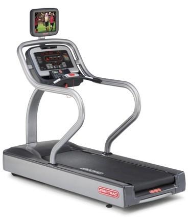 Star Trac E-TRXi Treadmill With T.V.