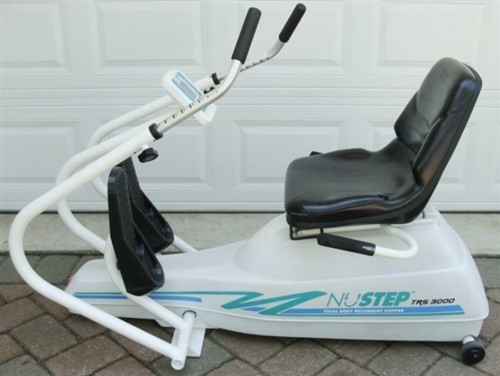 NuStep Pre-Owned TRS 3000 Recumbent CrossTrainer - New