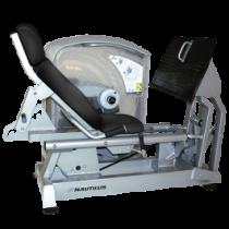Nautilus ONE® Leg Press Machine S6LP425 - 425 lb Weight Stack  - New