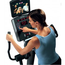 Life Fitness 95Xi Elliptical with LCD