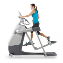 Precor AMT 885 with Open Stride - Premium Certified Pre-Owned