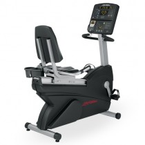 Life Fitness Integrity Series Recumbent Lifecycle® Exercise Bike (CLSR) - Premium Certified Pre-Owned