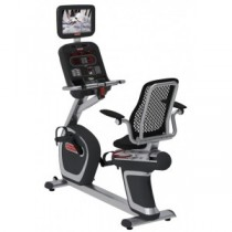 Star Trac E-RBi Recumbent Bike with PVS Kit & MFi