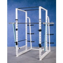 Power Rack FW-97 Deluxe w/ Weight Storage & Band Attachment - New