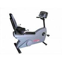 Life Fitness 9500 HR Recumbent Bike - Certified Pre-Owned
