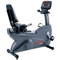 Life Fitness 9500 Recumbent Next Gen - Certified Pre-Owned