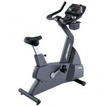 Life Fitness 9500 Upright Bike NextGen - Premium Certified Pre-Owned