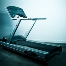 Life Fitness Silver Edition 9500HR Treadmill - Certified Pre-Owned