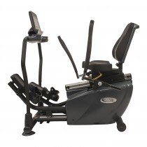 HCI PhysioStep MDX Recumbent Elliptical Cross Trainer