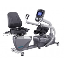 Spirit Fitness MS300 Recumbent Total Body Stepper