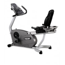 Precor 846i Recumbent Bike - Premium Certified Pre-Owned