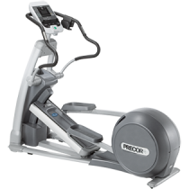 Precor EFX 546i Elliptical Experience