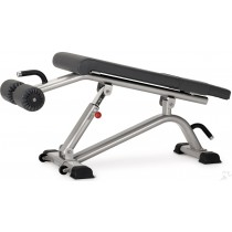 Star Trac Instinct Adjustable Abdominal Decline Bench (IN-B7200)