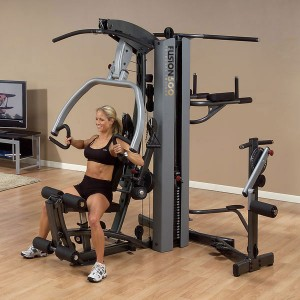 Body Solid Fusion 500 Personal Trainer - New