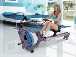 First Degree E-316 Fluid Rower - New
