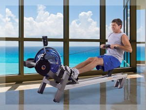 First Degree Fitness E-520 Fluid Rower - New