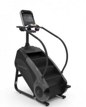 "StairMaster 8 Series Gauntlet w/ 15"" ASTC Embedded Console - New"